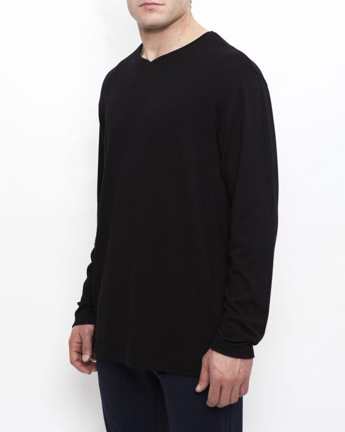 Cotton/Modal Top - 001551530012m - image 3