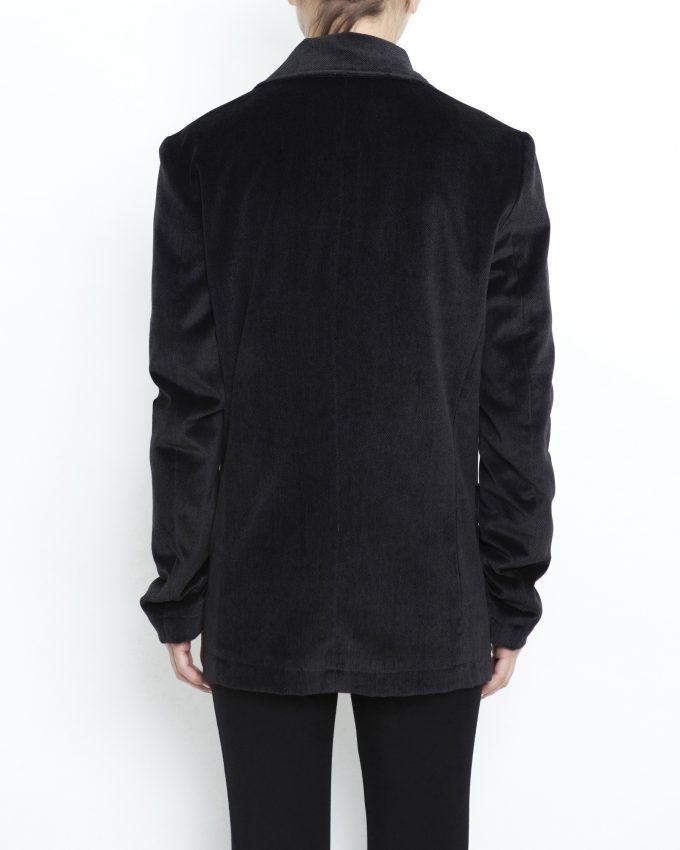 Velvet Herringbone Jacket - 001782742205 - image 2