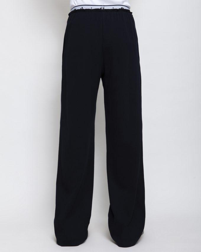 Loose Cotton Pants - 001073025202m - image 2