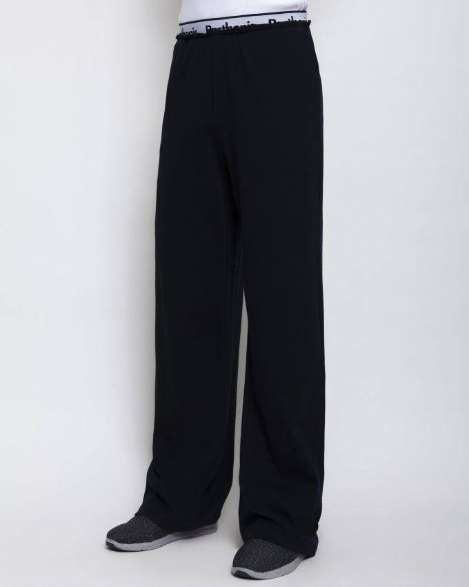 Loose Cotton Pants - 001073025202m - image 3