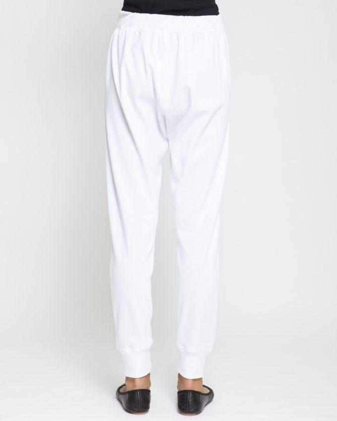 Narrow Cotton Pants - 001073026303 - image 2