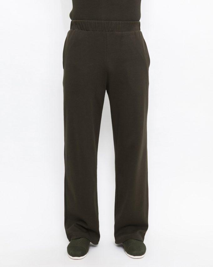 Cotton Pants - 001073041308m - image 1