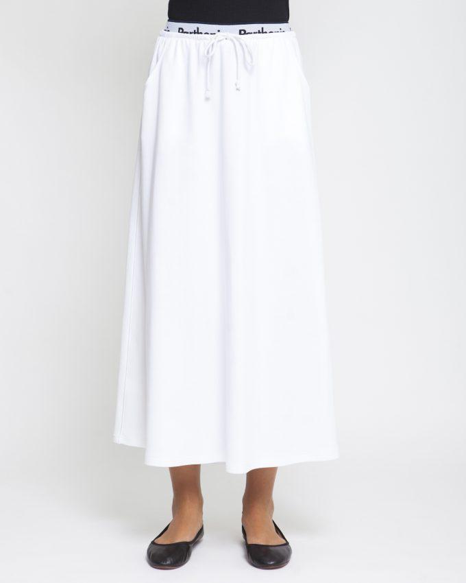 Cotton Skirt - 001074134203 - image 1