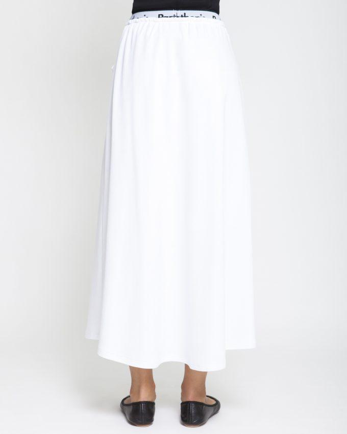 Cotton Skirt - 001074134203 - image 2