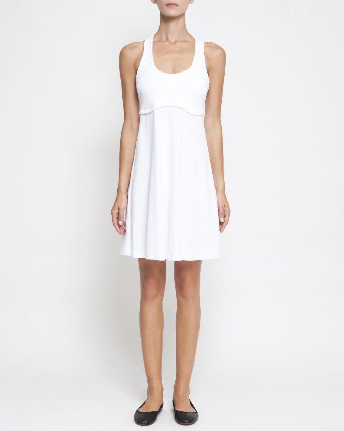 Empire line Dress - 001075754207 - image 1