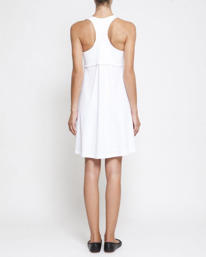 Empire line Dress - 001075754207 - image 2