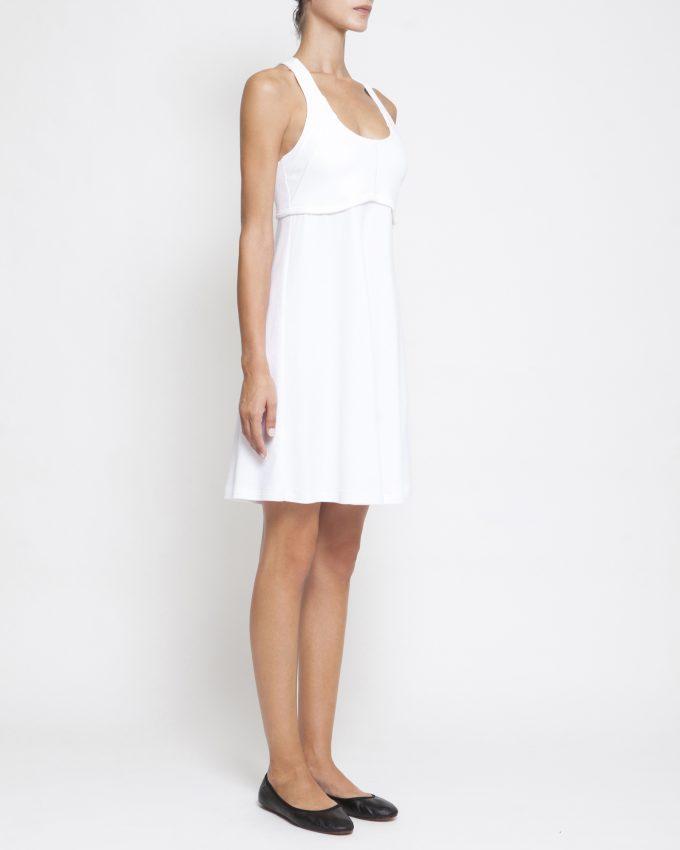 Empire line Dress - 001075754207 - image 3