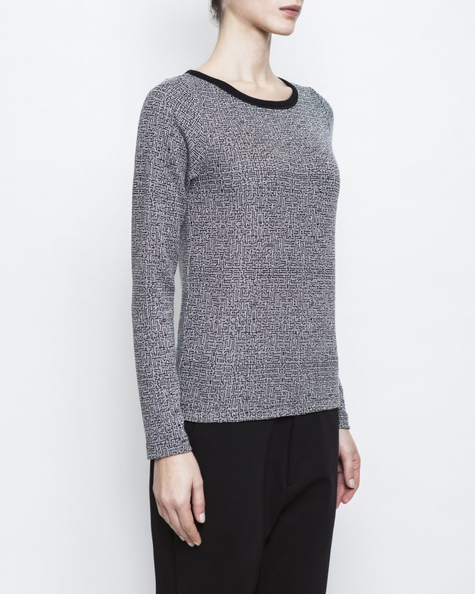 Long-sleeved Top - 006431035193 - image 2