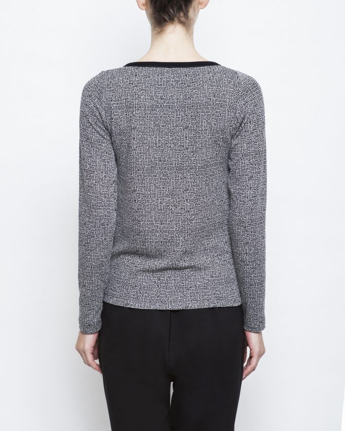 Long-sleeved Top - 006431035193 - image 3