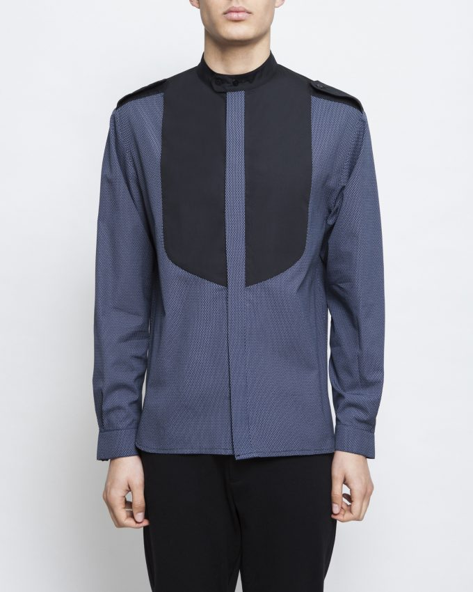 Cotton Shirt - 001092538297m - image 1