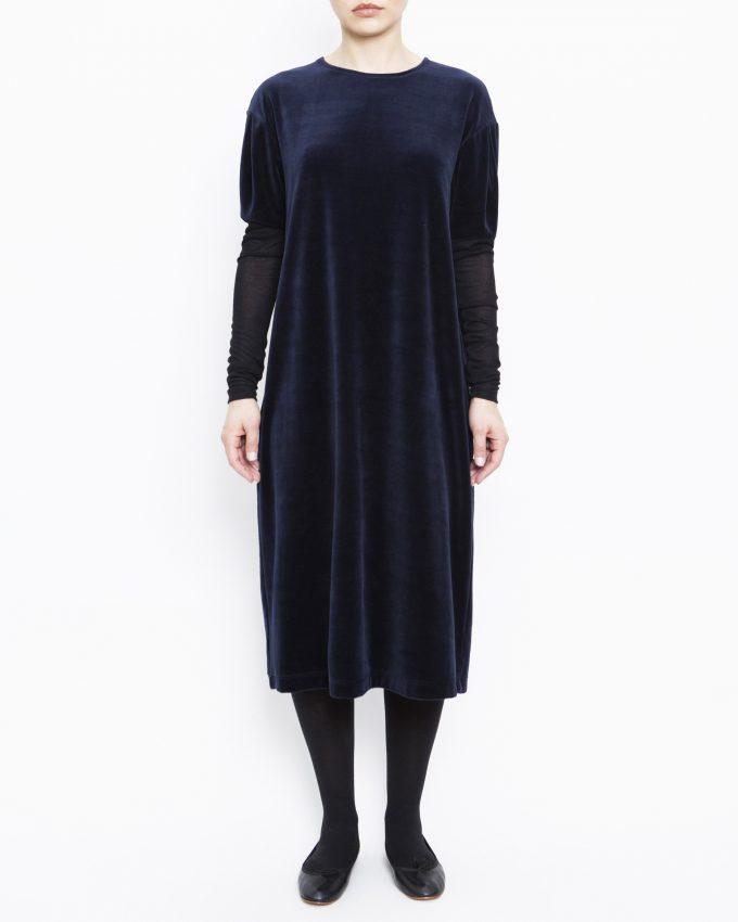 Velvet Dress - 001305817002 - image 1