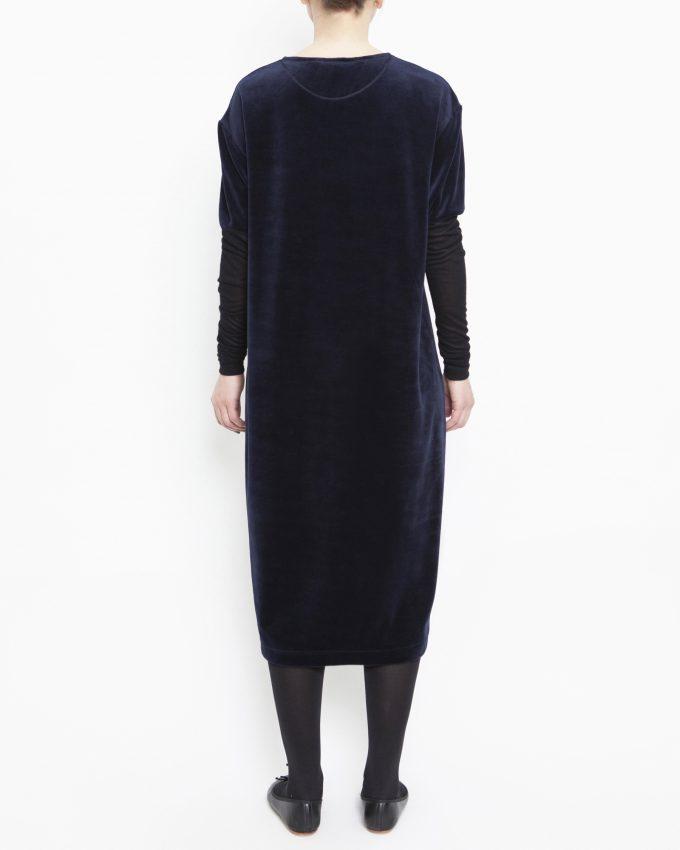 Velvet Dress - 001305817002 - image 2