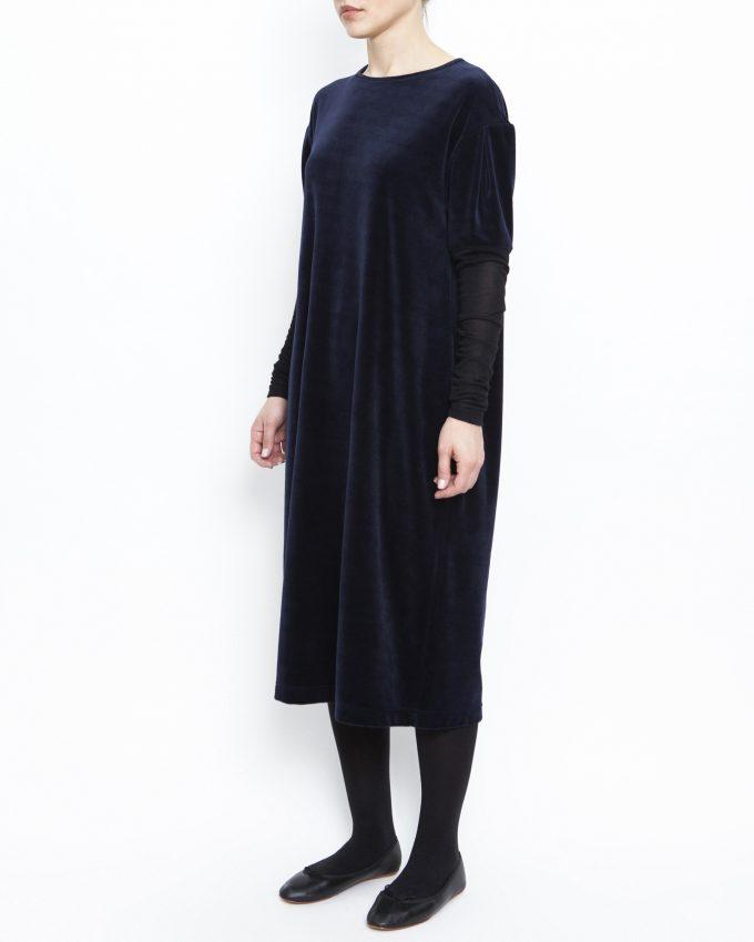 Velvet Dress - 001305817002 - image 3