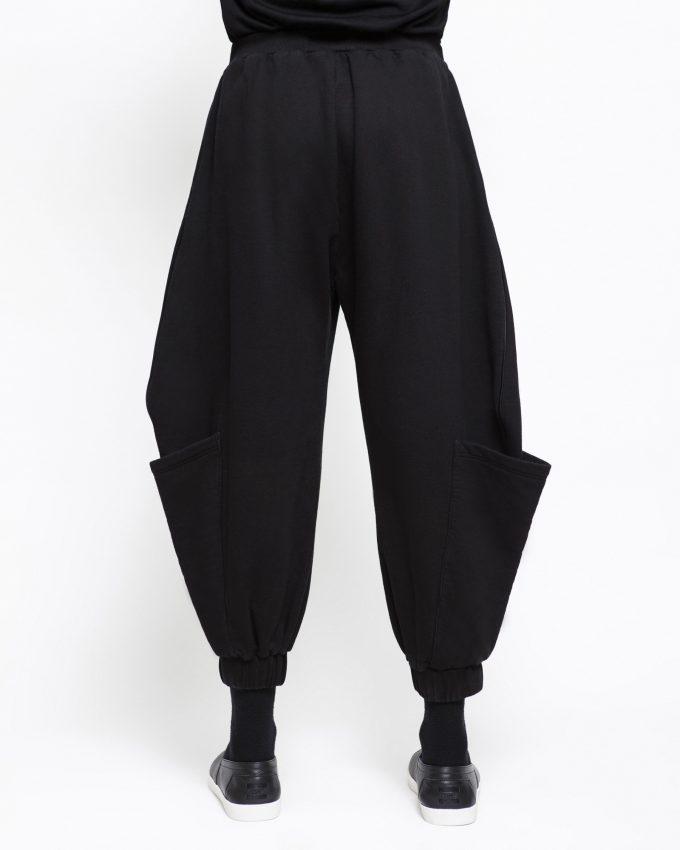 Cotton Pants - 001423043001m - image 2