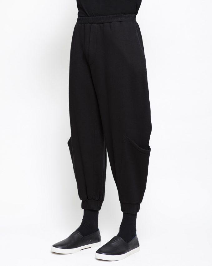 Cotton Pants - 001423043001m - image 3