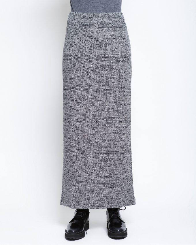 Jacquard Skirt - 006434025093 - image 1