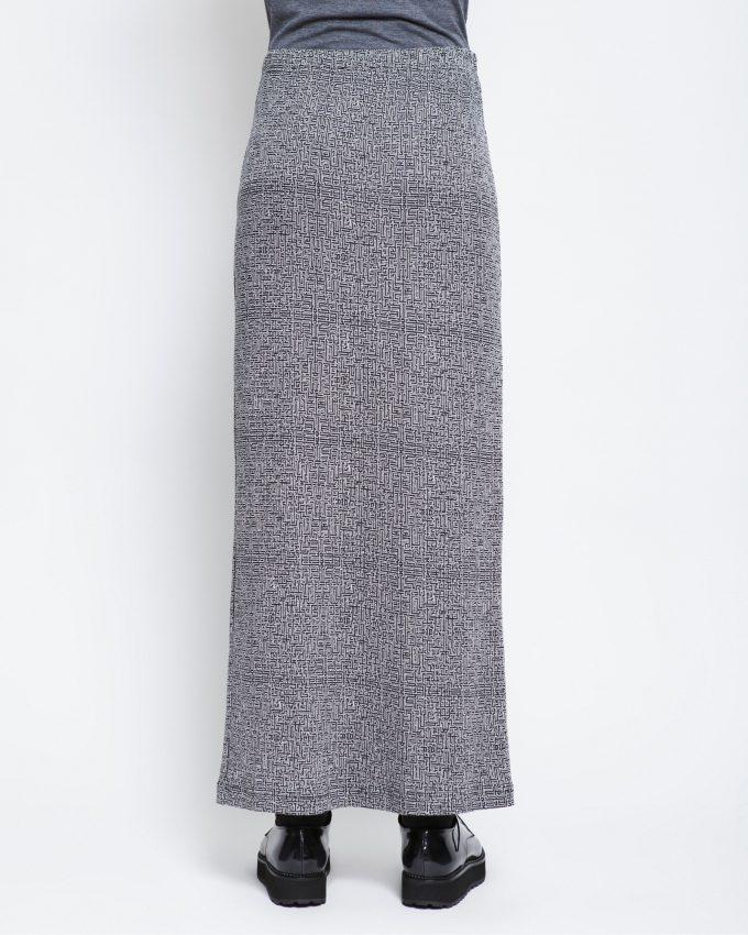 Jacquard Skirt - 006434025093 - image 2