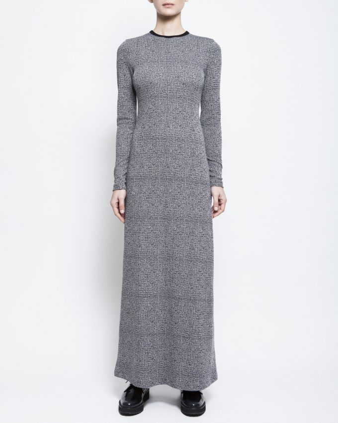 Jacquard Dress - 006475784293 - image 1