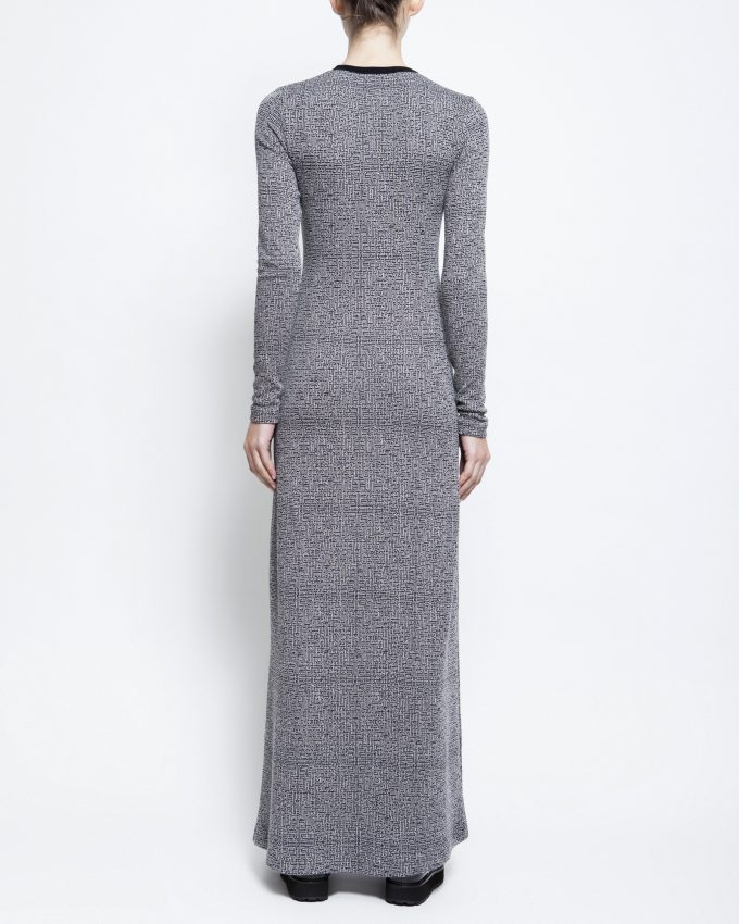 Jacquard Dress - 006475784293 - image 2