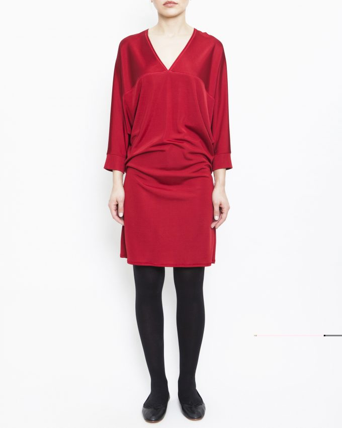 Rayon Jersey Dress - 006645824023 - image 1
