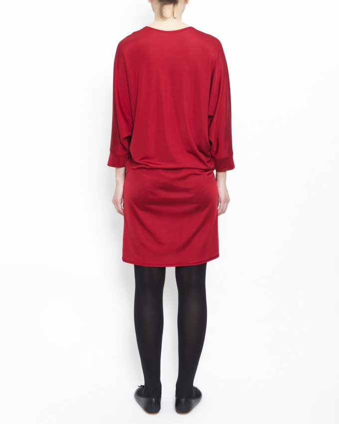 Rayon Jersey Dress - 006645824023 - image 2