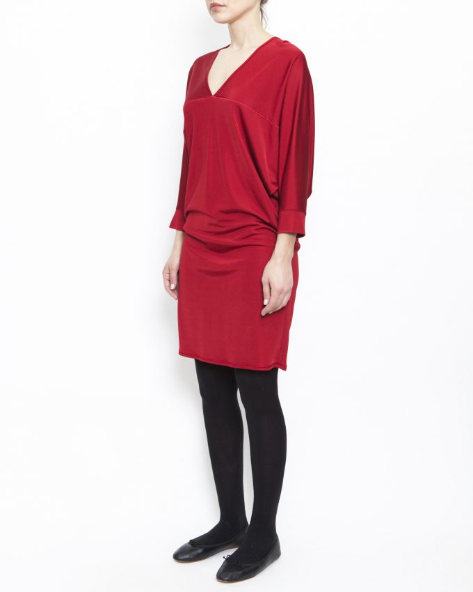 Rayon Jersey Dress - 006645824023 - image 3