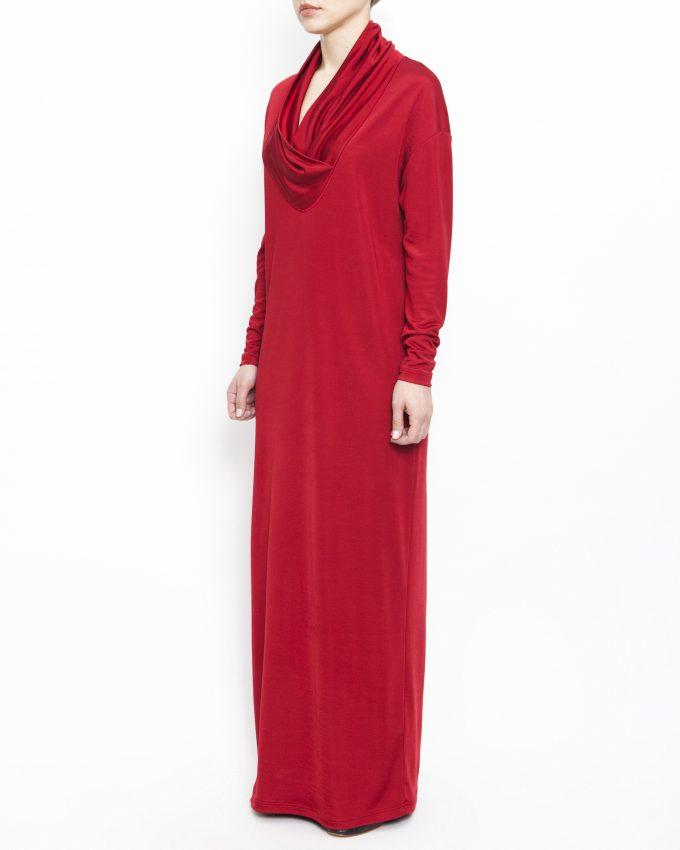 Rayon Jersey Dress - 006645829223 - image 3