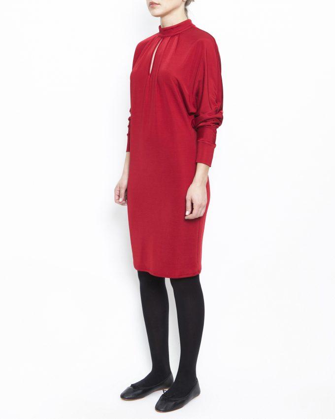 Rayon Jersey Dress - 006645830223 - image 3