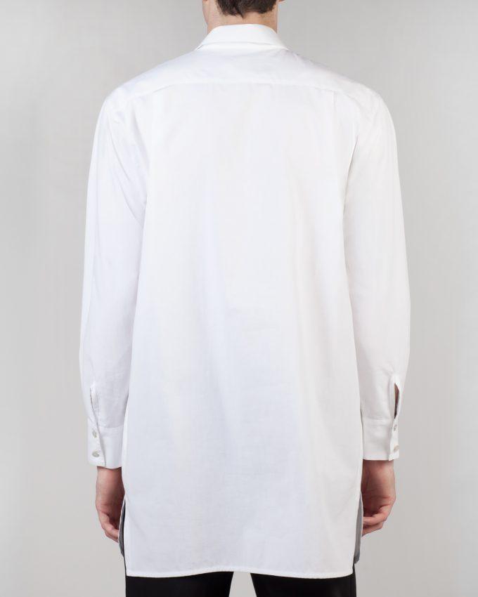 Cotton Shirt - 001092520000m - image 2