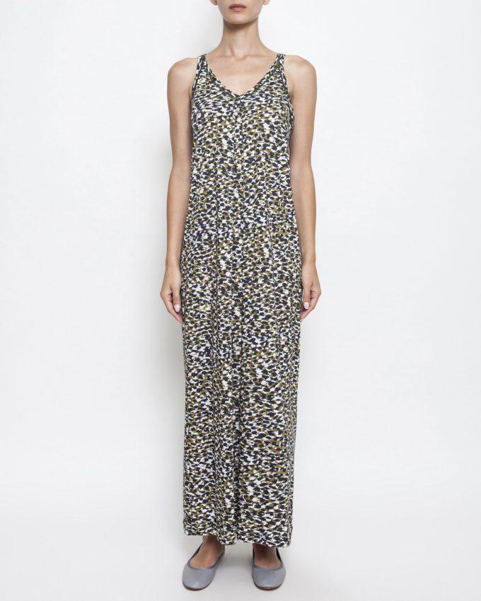 Cotton/Modal Dress - 005155791297 - image 1