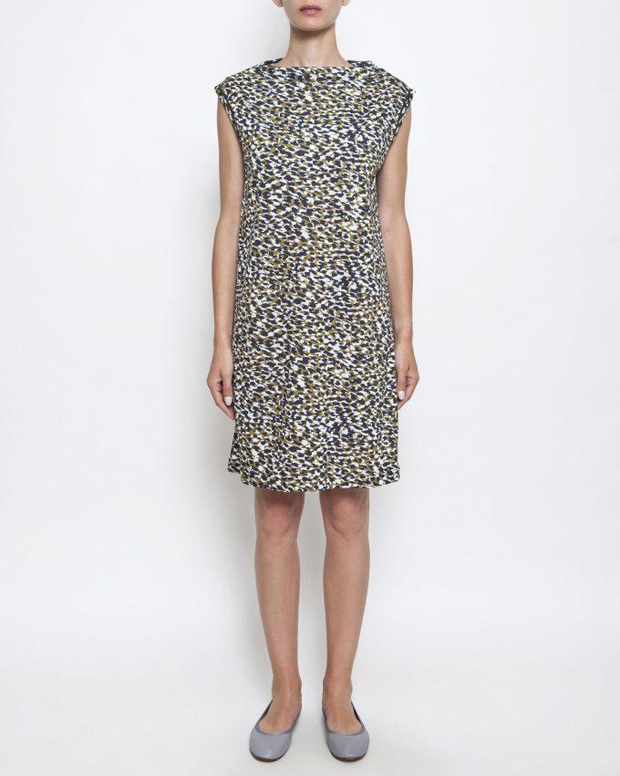 Cotton/Modal Dress - 005155813097 - image 1