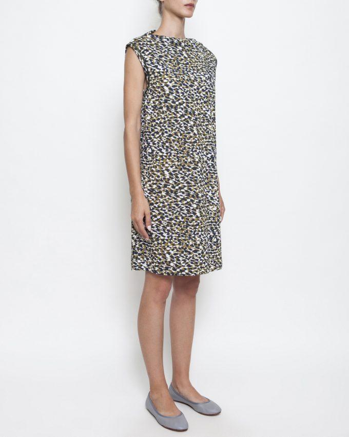 Cotton/Modal Dress - 005155813097 - image 3